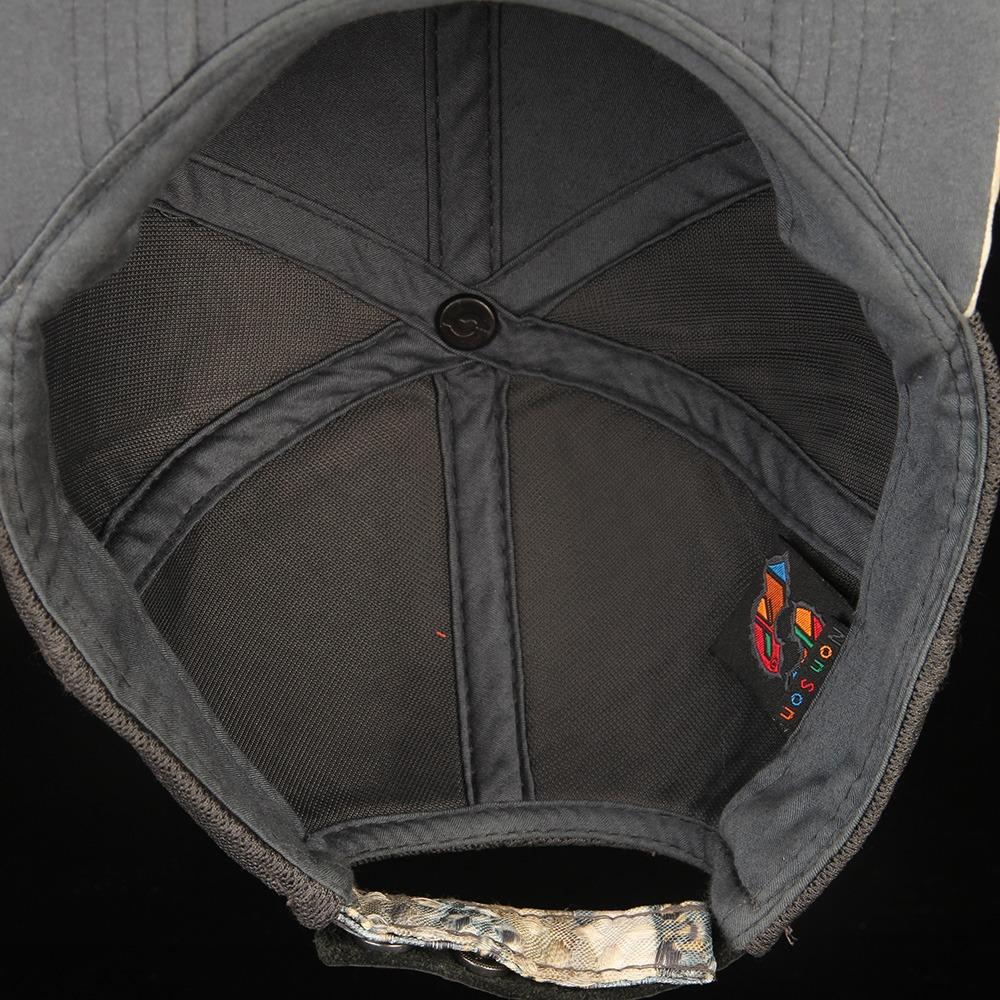 Nón Snapback MC210-TĐN1
